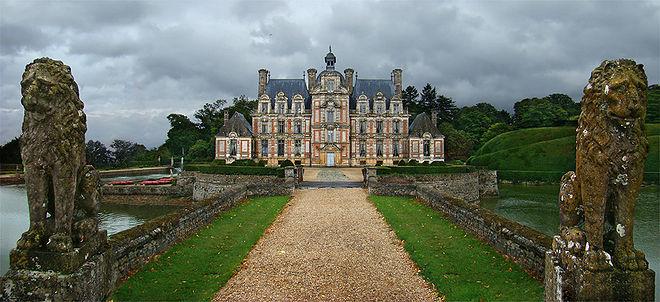 Les chateaux du Calvados 660px-10