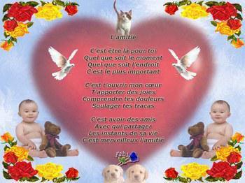 Poèmes d' Amitié 75846010