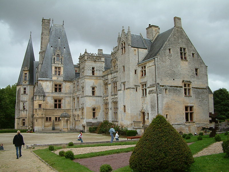 Les chateaux du Calvados 800px-58