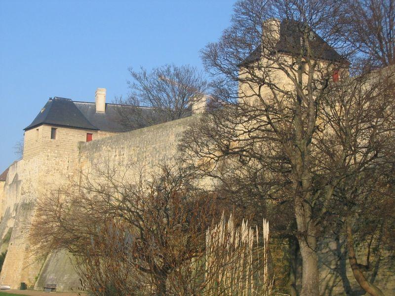 Les chateaux du Calvados 800px173
