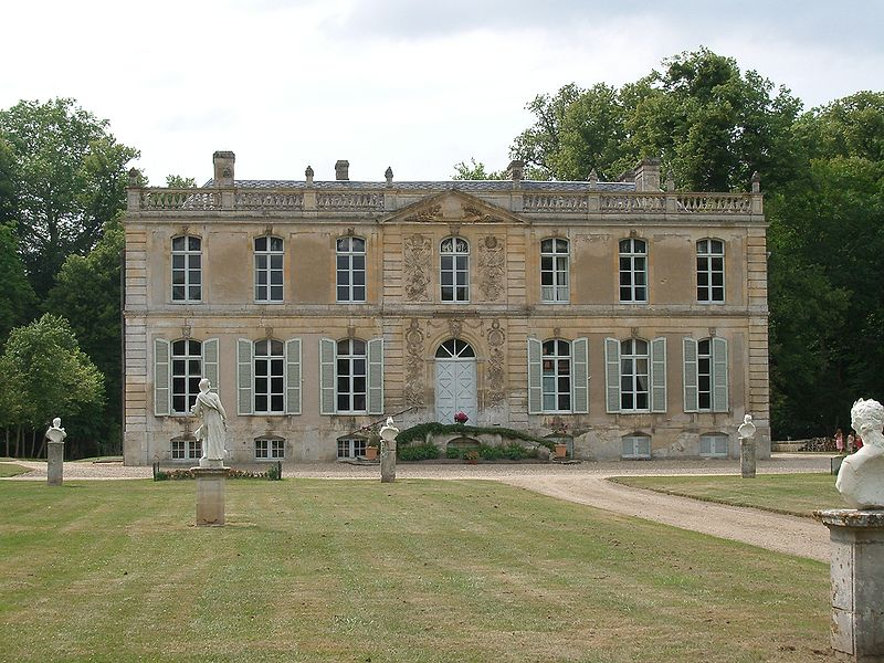 Les chateaux du Calvados 800px184
