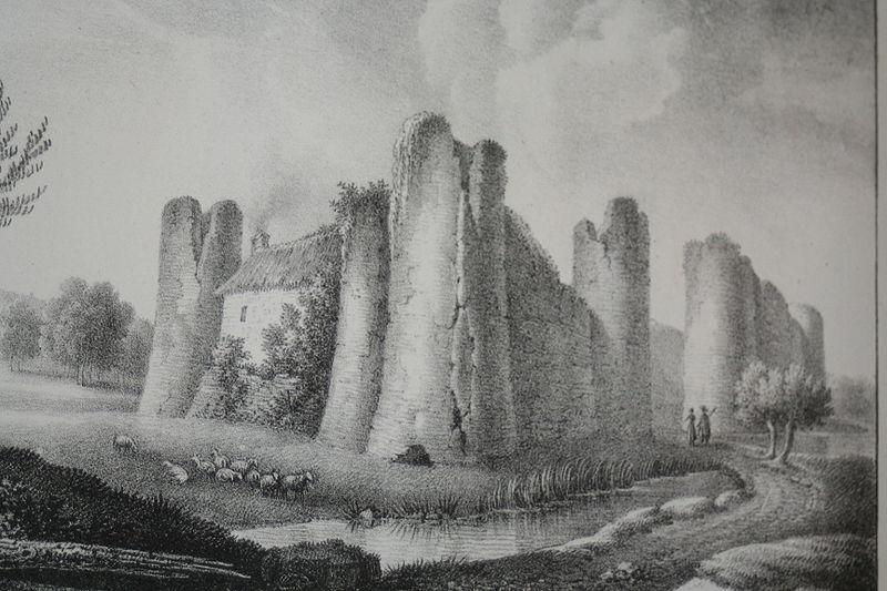Les chateaux du Calvados 800px185