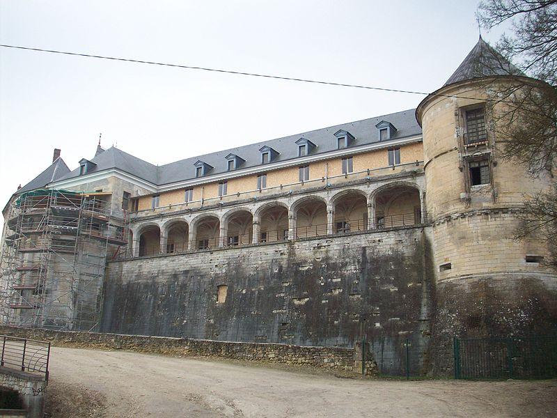 Les châteaux du département de Eure 800px595