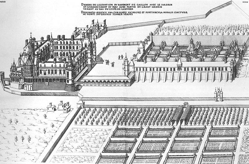 Les châteaux du département de Eure 800px597