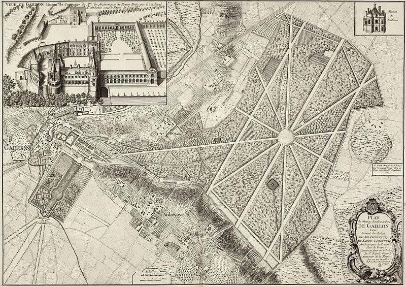 Les châteaux du département de Eure 800px600