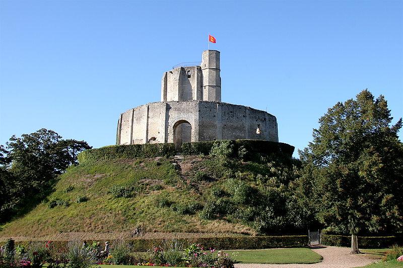 Les châteaux du département de Eure 800px601