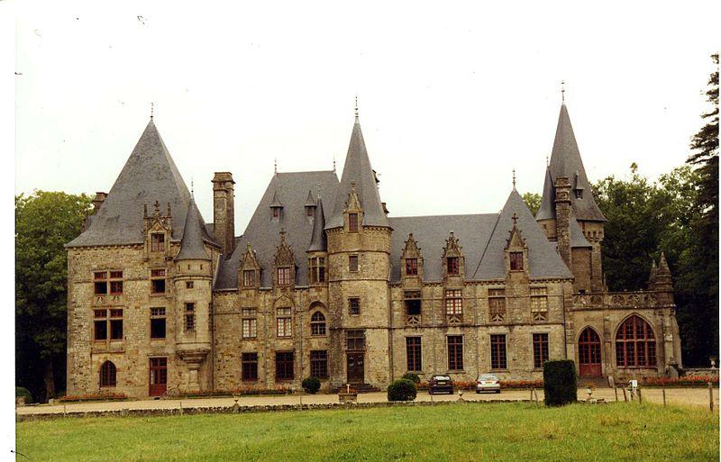 Chateaux de la Bretagne 800px652