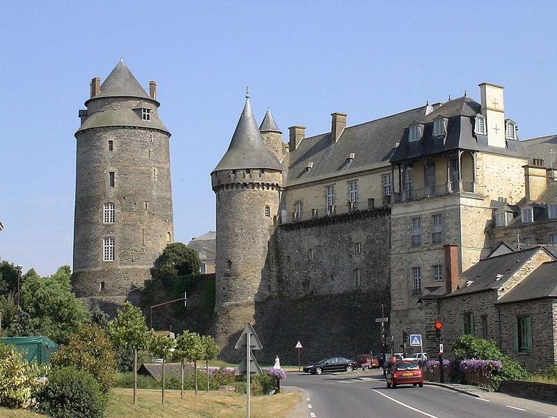 Chateaux de la Bretagne 800px653