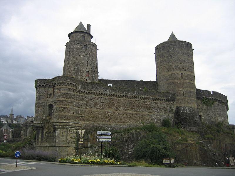 Chateaux de la Bretagne 800px654