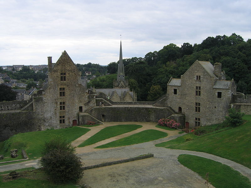 Chateaux de la Bretagne 800px656