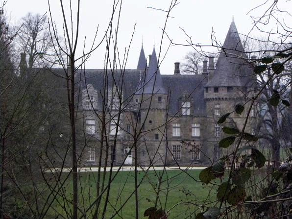 Chateaux de la Bretagne Antrai10