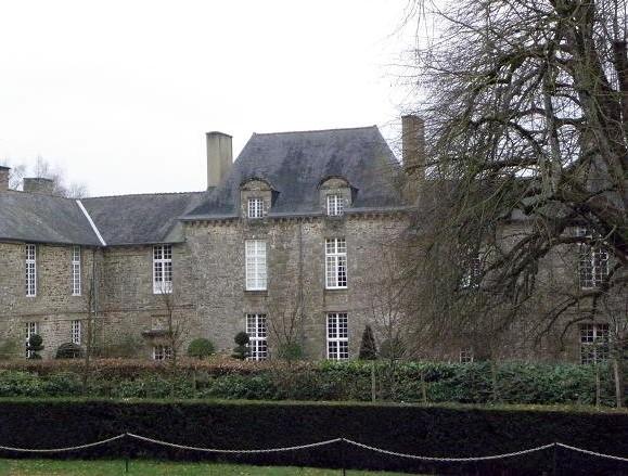 Chateaux de la Bretagne Bazoug10