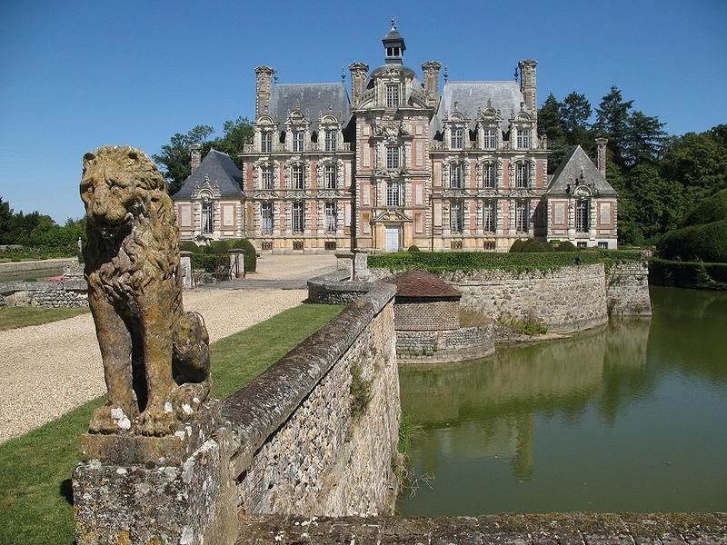Les chateaux du Calvados Beaume12