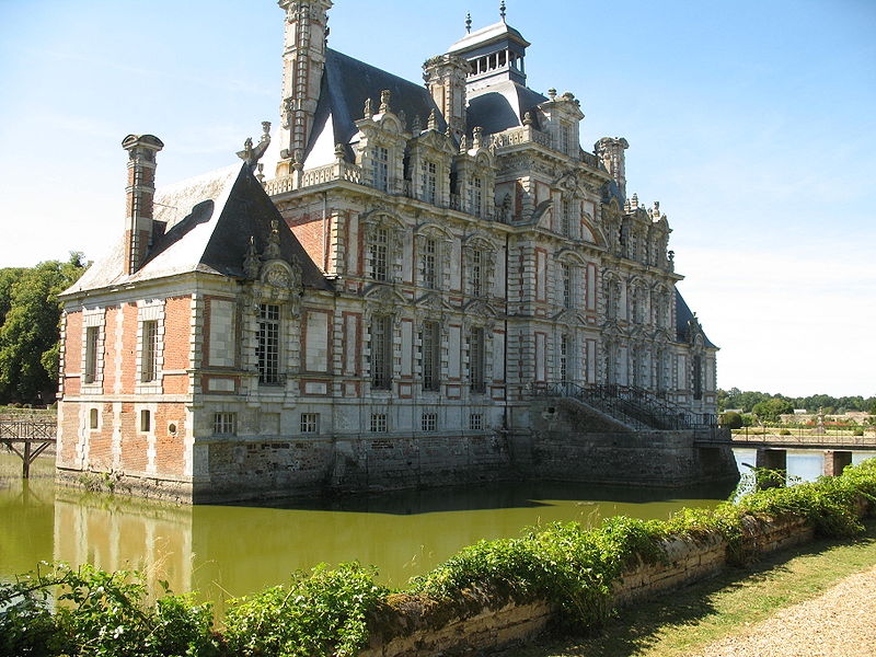 Les chateaux du Calvados Beaume14
