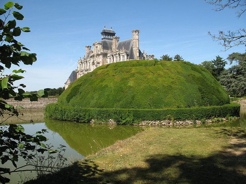 Les chateaux du Calvados Beaume15