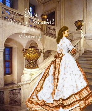 Robe de l'impératrice Elisabeth d'Autriche ( Sissi ) Big_0012