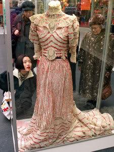 Robe de l'impératrice Elisabeth d'Autriche ( Sissi ) Bild0310