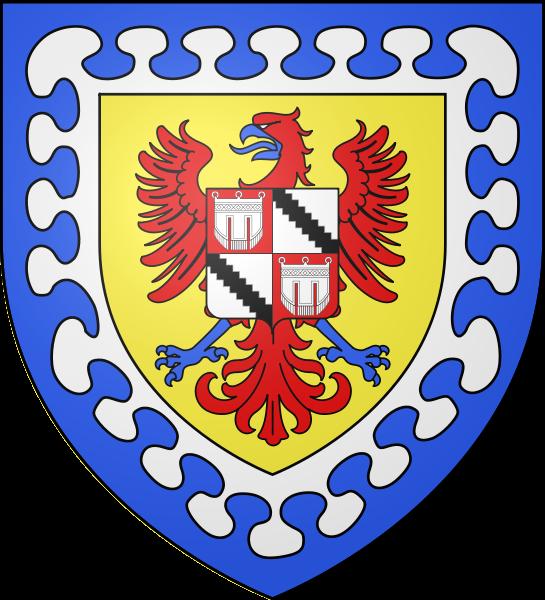 Les chateaux du Calvados Blason12