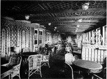 L'histoire du Titanic Cafe11