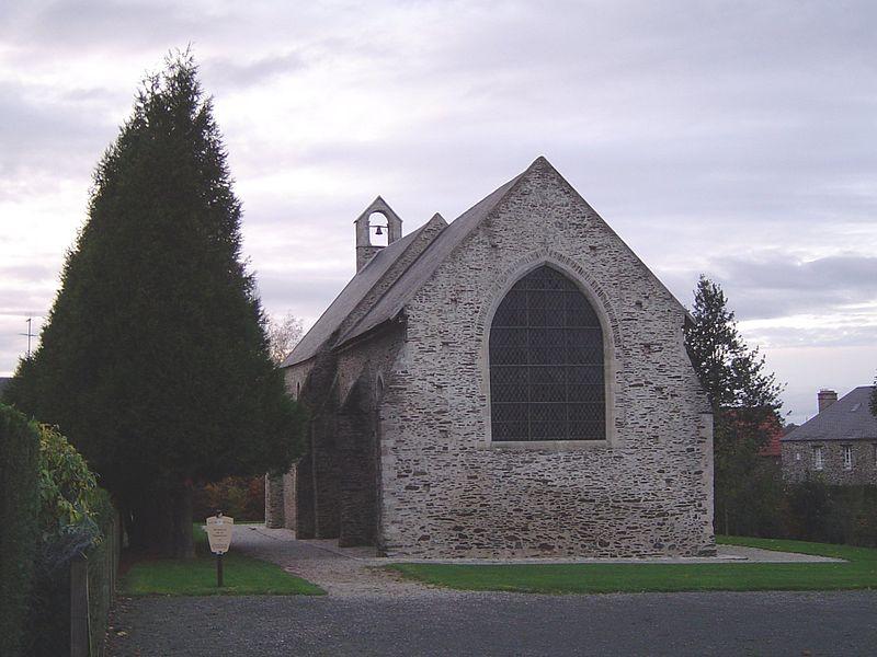Les chateaux de la Manche Chapel10