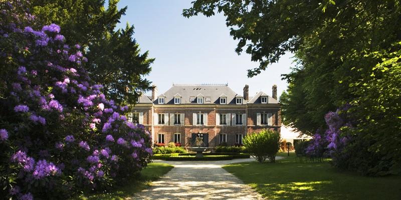 Les chateaux du Calvados Chatea19