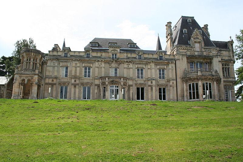 Les chateaux du Calvados Chatea26