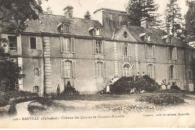 Les chateaux du Calvados Chatea30