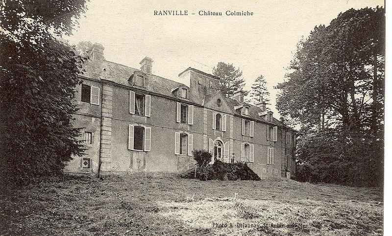 Les chateaux du Calvados Chatea31