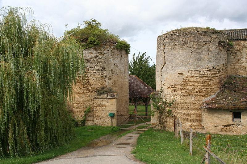 Les chateaux du Calvados Courcy10
