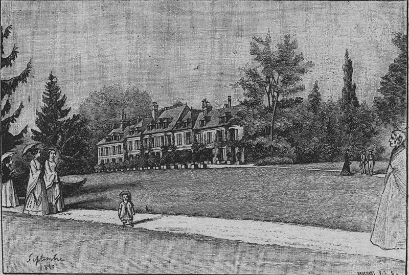 Les Chateaux de l'Orne Dessin10
