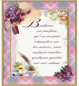 Poèmes d' Amitié Dyn00410