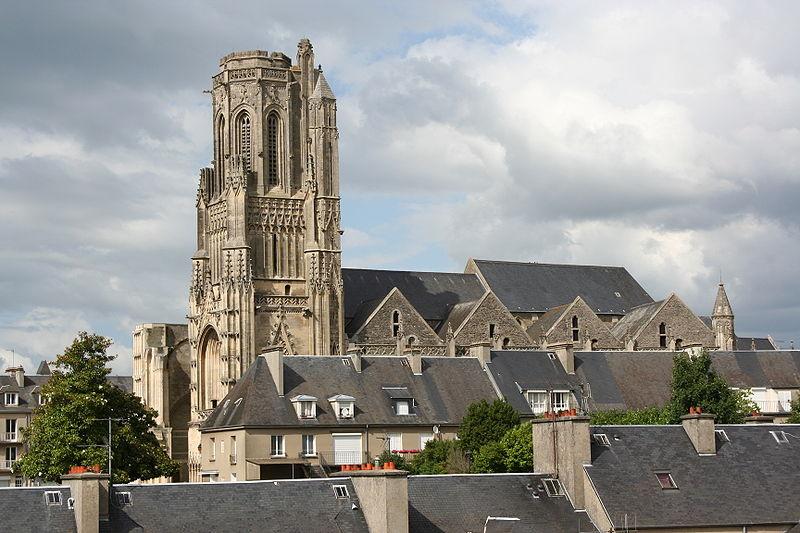 Les chateaux de la Manche Eglise10
