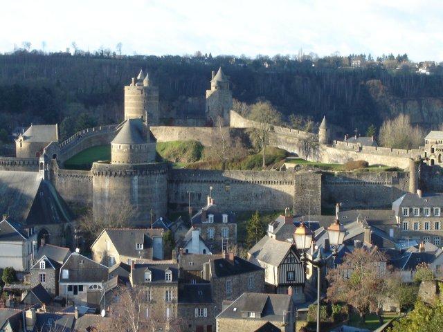 Chateaux de la Bretagne Fouger10