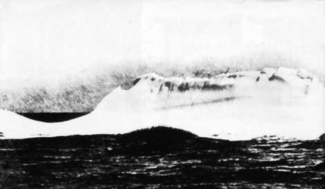 L'histoire du Titanic Glace10