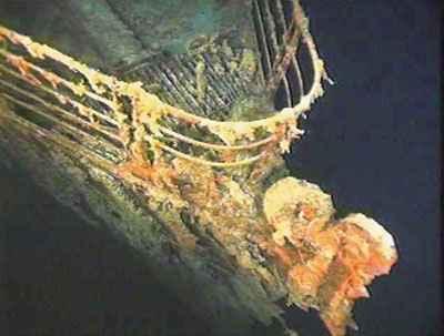 L'histoire du Titanic Grille14