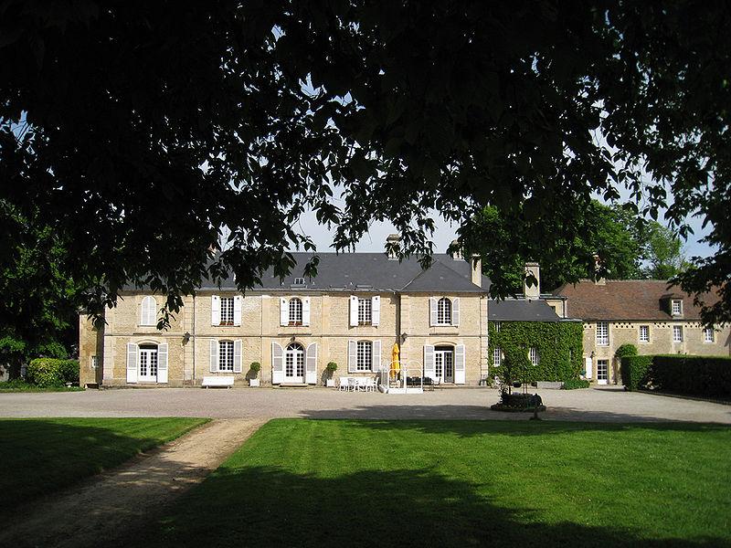 Les chateaux du Calvados Guerno13