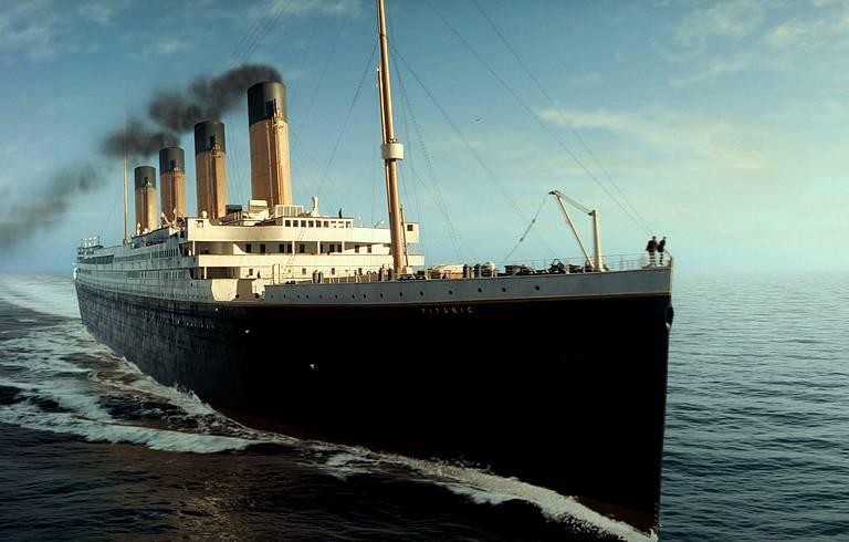 L'histoire du Titanic In-thi10