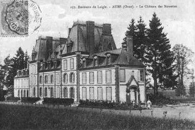 Les Chateaux de l'Orne Le-cha10