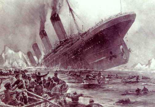 L'histoire du Titanic Naufra11
