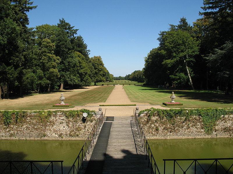 Les chateaux du Calvados Parc_b10