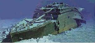 L'histoire du Titanic Proue211