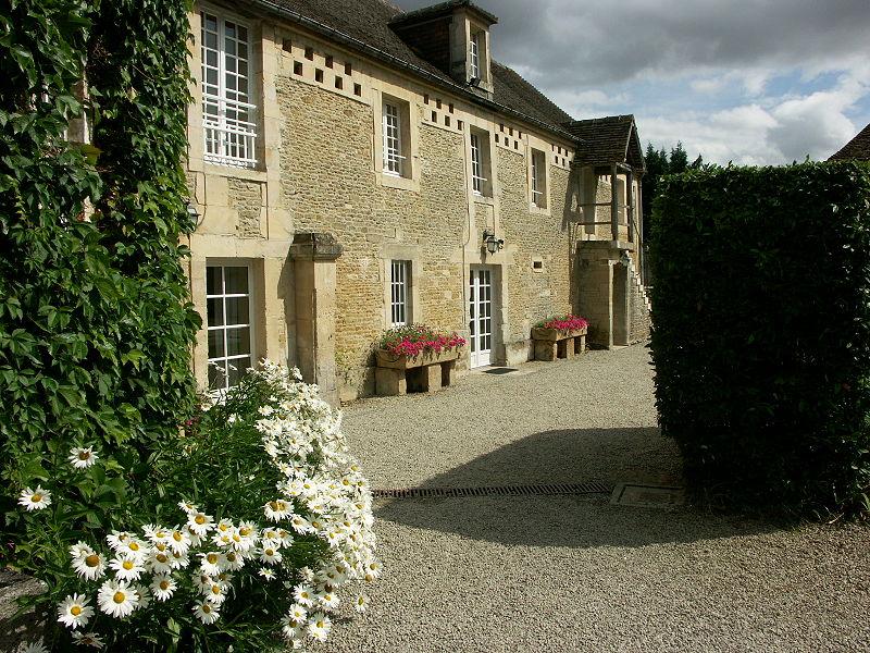 Les chateaux du Calvados Ranvil12