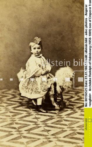 La biographie de l'Impératrice Sissi Rodolp10