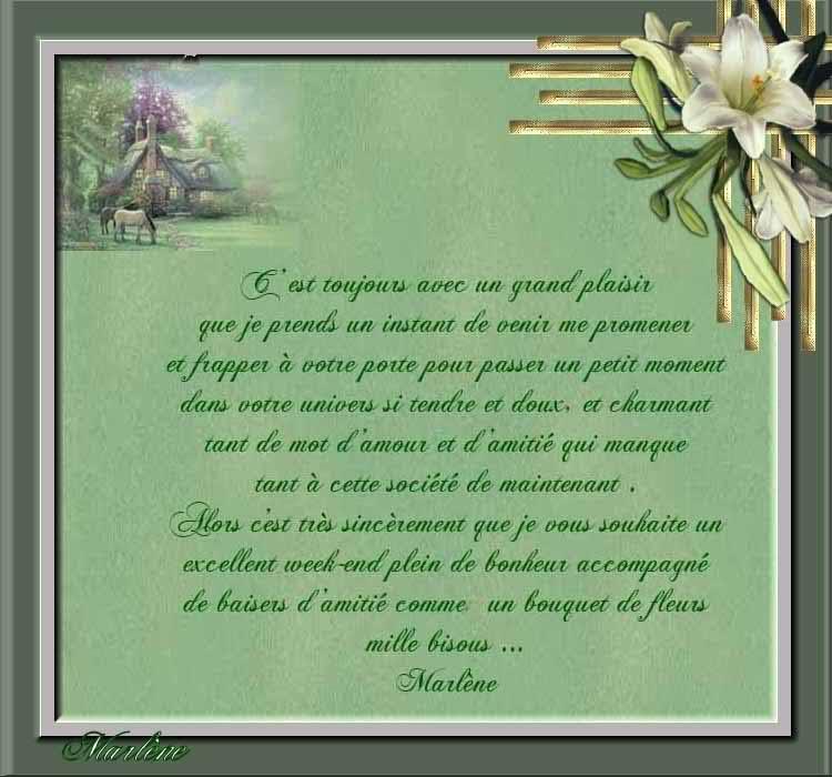 Poèmes d' Amitié S4z0xg10