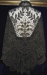 Robe de l'impératrice Elisabeth d'Autriche ( Sissi ) Spitze10