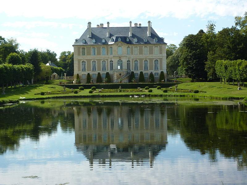 Les chateaux du Calvados Vendeu11
