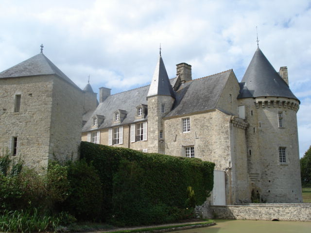 Les chateaux du Calvados Vue-ch10