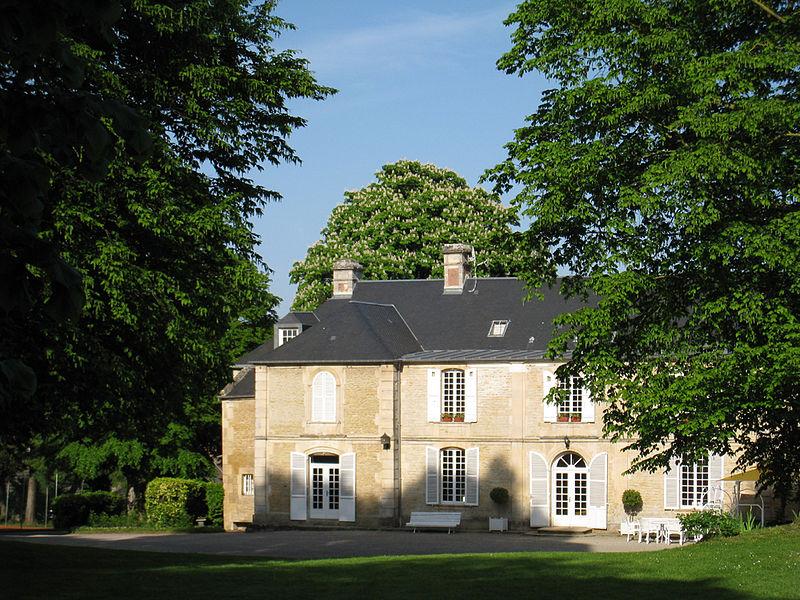 Les chateaux du Calvados Vue_pa11