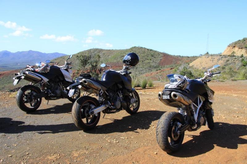 Balade à Moto dans le Sud de la Nouvelle-Calédonie Sortie10