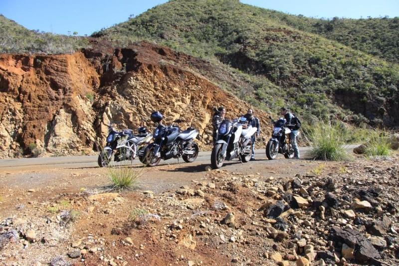 Balade à Moto dans le Sud de la Nouvelle-Calédonie Sortie11